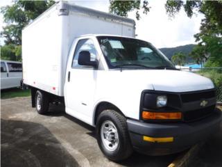 EXPRESS TRUCK CARGA!, Chevrolet Puerto Rico