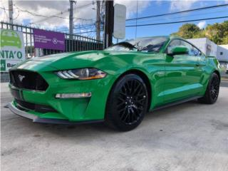 FORD MUSTANG GT PERFORMANCE PKG 2019, Ford Puerto Rico