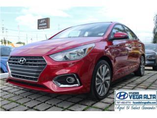 HYUNDAI ACCENT LIMITED 2019 , Hyundai Puerto Rico