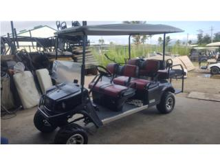 Ezgo 6 pass elec, Carritos de Golf Puerto Rico