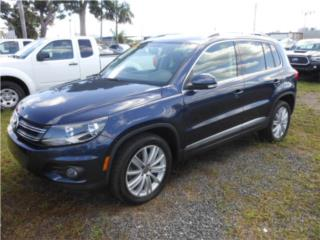 *** VW TIGUAN 2015 ***, Volkswagen Puerto Rico