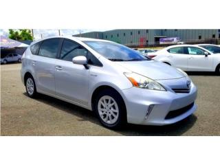 2012 TOYOTA PRIUS V SÓLO 63k MILLAS, Toyota Puerto Rico