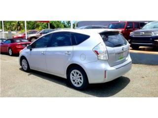 Toyota Prius V 2012 ¡BURLATE DE LA GASOLINA! puerto rico