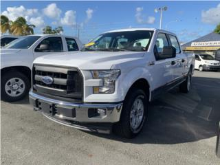 F150 4x4 2017, Ford Puerto Rico