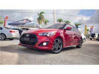 HYUNDAI VELOSTER TURBO 2016 \\ $289 MENS //, Hyundai Puerto Rico