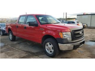 F 150 4x4 2014, dificil de conseguir. LLAMA, Ford Puerto Rico