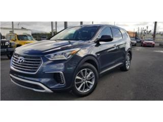 2017 GRAND SANTA FE ,POCO MILLAJE BUEN PRECIO, Hyundai Puerto Rico