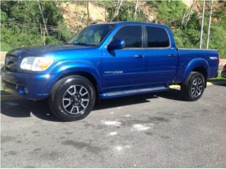 TOYOTA TUNDRA LIMITED 4WD V8 2005, Toyota Puerto Rico