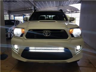 SOLO 9MIL MILLAS! CAJON LARGO! AROS! CAMARA! , Toyota Puerto Rico