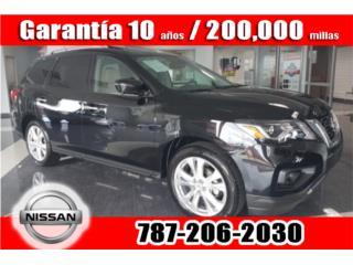 3 FILAS DE ASIENTOS, Nissan Puerto Rico