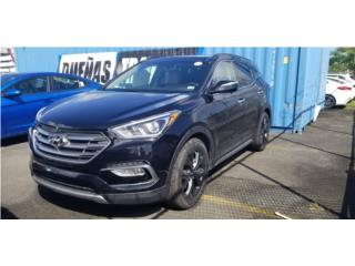 2017 SANTA FE ULTIMATE, NEGRA, Hyundai Puerto Rico