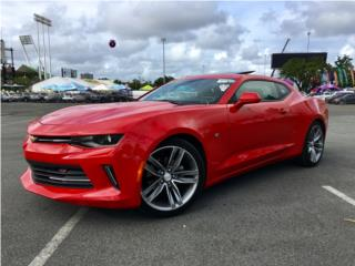 CHEVROLET CAMARO RS 2017 IMPECABLE!!, Chevrolet Puerto Rico