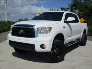TOYOTA TUNDRA 2013,4X4 SUNROOF PIEL, Toyota Puerto Rico