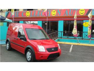 Ford Transit 2012, Ford Puerto Rico