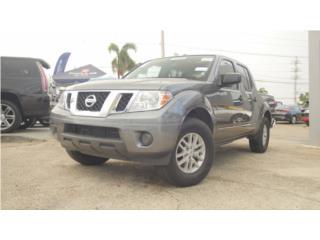 NISSAN FRONTIER CREW CAB 2016 \\ $345 MENS //, Nissan Puerto Rico