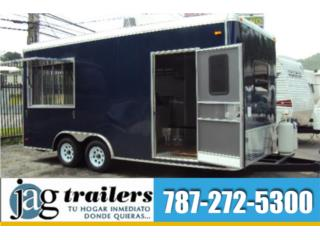 Concessions Trailers  / FOOD TRAILERS, Trailers - Otros Puerto Rico