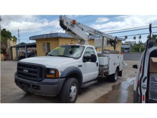 Ford F-250 Canasto Service Body 2006, Ford Puerto Rico