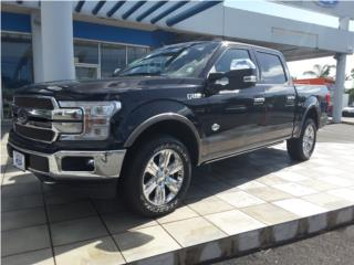 Ford F150 King Ranch, Ford Puerto Rico