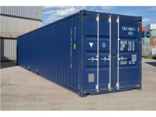 40 ft. Shipping Container SALE 20% OFF, Equipo Construccion Puerto Rico
