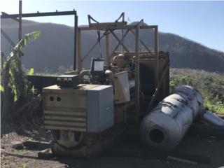 Generador Caterpillar 600 KW 750KVA MotorD346, Equipo Construccion Puerto Rico