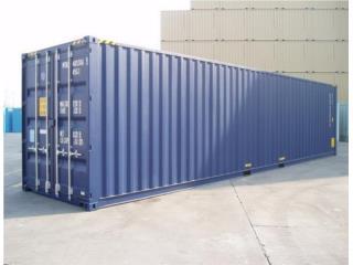 40' Container in Great Conditions!, Equipo Construccion Puerto Rico