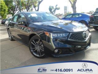 2019 ACURA TLX A-SPEC V-6, Acura Puerto Rico