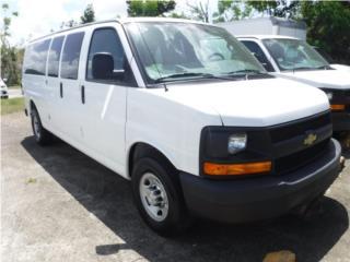 EXPRESS PASAJERO, Chevrolet Puerto Rico