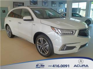 2019 ACURA MDX HYBRID ADVANCE PACKAGE, Acura Puerto Rico