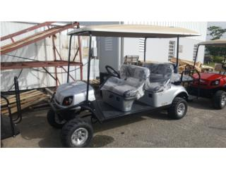 EZGO Express 6 pass, Carritos de Golf Puerto Rico