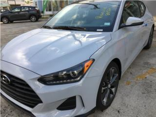 HYUNDAI VELOSTER 2019 2.0L , Hyundai Puerto Rico