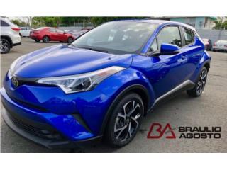Toyota,  C-HR