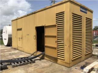 Generador Caterpillar 1,250KW 480V, Equipo Construccion Puerto Rico