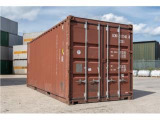 SALE: 40' Storage Containers in Puerto Rico , Equipo Construccion Puerto Rico