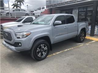 Tacoma TRD cemento 2018!, Toyota Puerto Rico