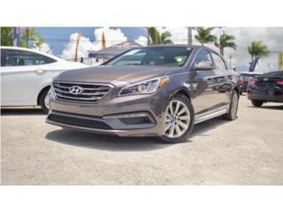 HYUNDAI SONATA SPORT 2016 \\ $319 MENS //, Hyundai Puerto Rico