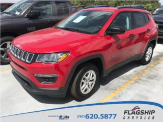 JEEP COMPASS SPORT 2019, Jeep Puerto Rico