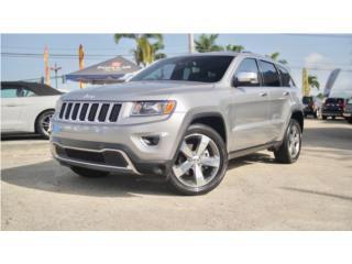 JEEP GRAND CHEROKEE LIMITED 2016 BIEN LINDA!!, Jeep Puerto Rico