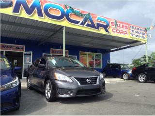 NISSAN SENTRA SR 2013 AUT AROS SPOILER IMP, Nissan Puerto Rico