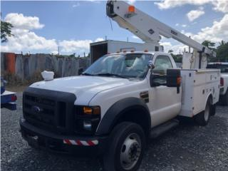 Ford F450 Canasto 2008, Ford Puerto Rico