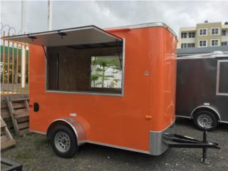 6x10 concession door 2020, Trailers - Otros Puerto Rico