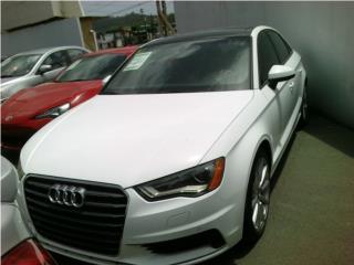 A3 IMPORTADO PANORAMICO SOLO 14 MIL MILLAS!!!, Audi Puerto Rico