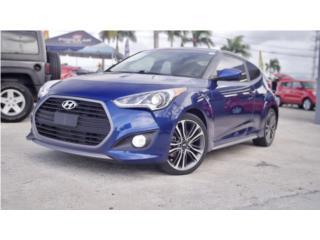 HYUNDAI VELOSTER R-SPEC 2016 // $269 MENS \\, Hyundai Puerto Rico