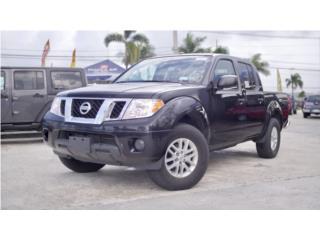 NISSAN FRONTIER SV 4X4 2017 // $389 MENS \\, Nissan Puerto Rico