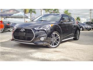 HYUNDAI VELOSTER TURBO D NIGHT // $339 \\, Hyundai Puerto Rico