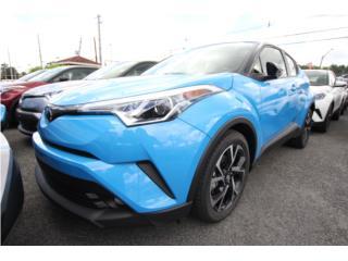 C-HR XLE PREMIUM 2019, Toyota Puerto Rico