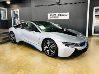 BMW i8 Ionic Silver 2015, BMW Puerto Rico