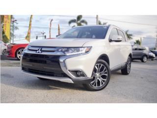 MITSUBISHI OUTLANDER SEL 2018 $369 MENS, Mitsubishi Puerto Rico