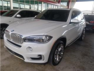 BMW X5 EDrive 4.0E 2016 LIQUIDACION , BMW Puerto Rico