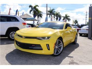 Chevrolet - Camaro Puerto Rico
