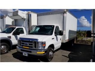 2016 E-450 Caja Seca con Lifter , Ford Puerto Rico